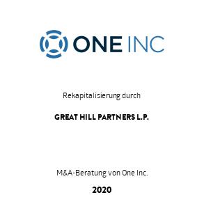 Tombstone OneInc GHP Transaktion 2020 deu