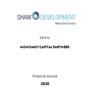 Tombstone Shaw Monomoy Transaction 2020 en