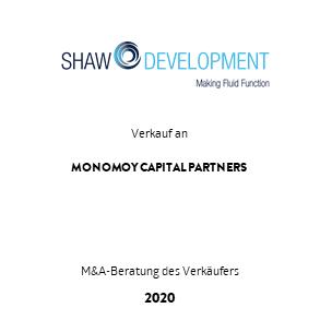 Tombstone Shaw Monomoy Transaktion 2020 deu