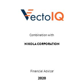 Tombstone VectoIQ Nikola Transaction 2020 en