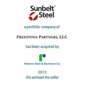 Tombstone Sunbelt Reliance Transaction 2012 en