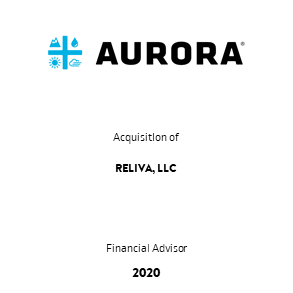 Tombstone Aurora Reliva Transaction 2020 en
