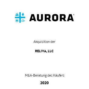 Tombstone Aurora Reliva Transaktion 2020 de