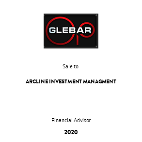 Tombstones Glebar Arcline Transaction 2020 eng