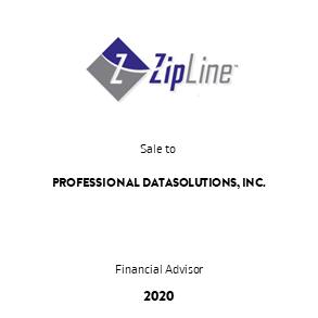 Tombstone Zipline ProfData Transaction 2020 en