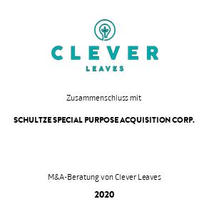 Tombstone Clever Leaves Schultze Zusammenschluss 2020
