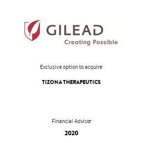 Tombstone Gilead Tizona Transaction 2020 en